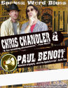 Chris and Paul on a split bill with Holden Young Trio