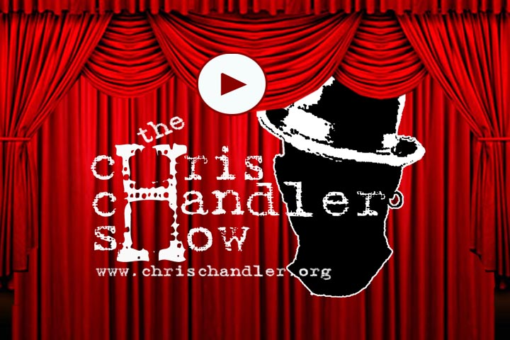 Promo Video for The Chris Chandler Show Live